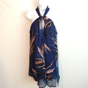 Astr Halter Mini Dress NWT